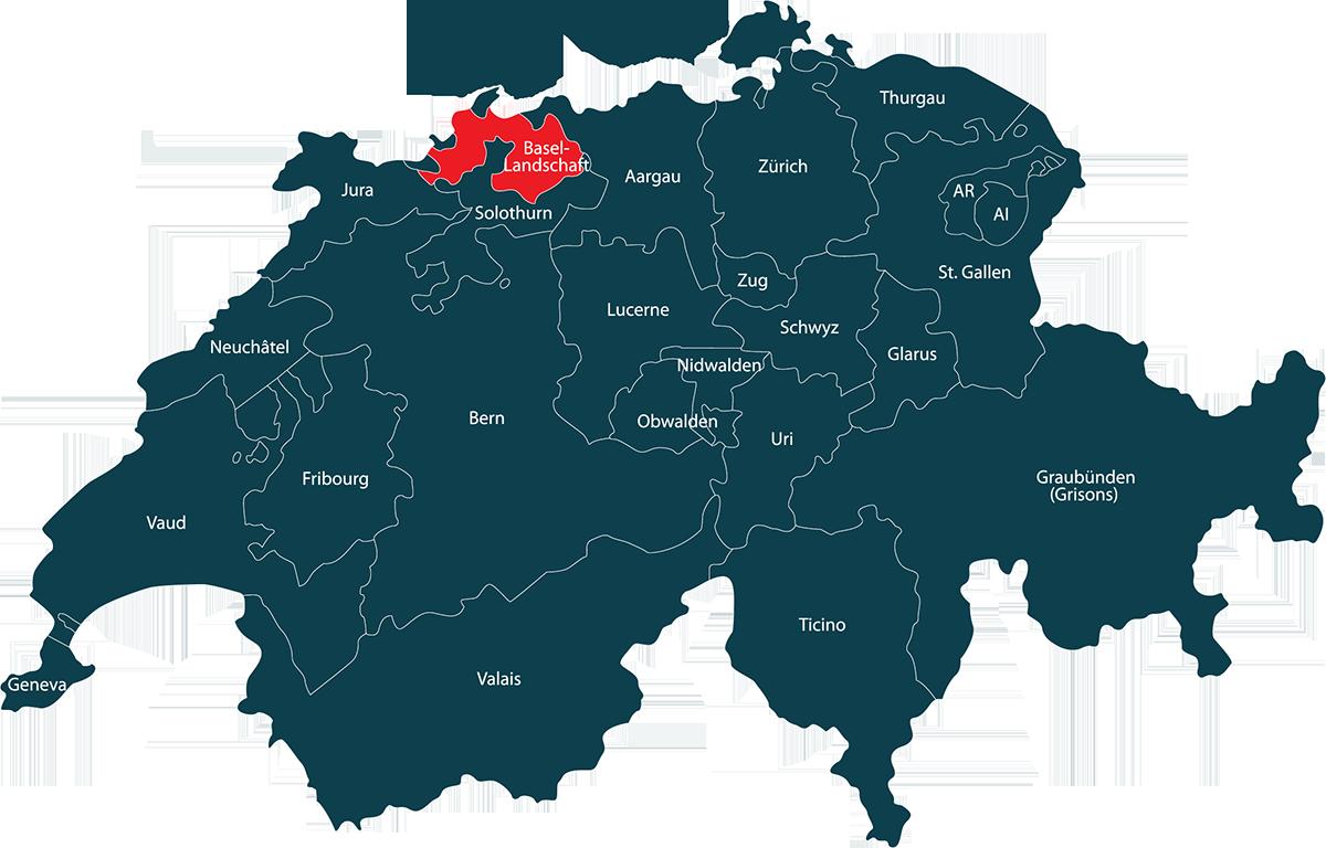 Auto im Kanton Basel-Landschaft verkaufen