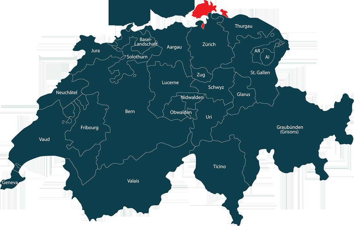 Auto im Kanton Schaffhausen