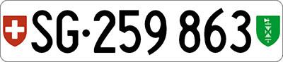 Auto im Sankt Gallen verkaufen