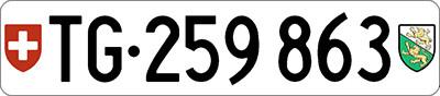 Auto im Thurgau verkaufen